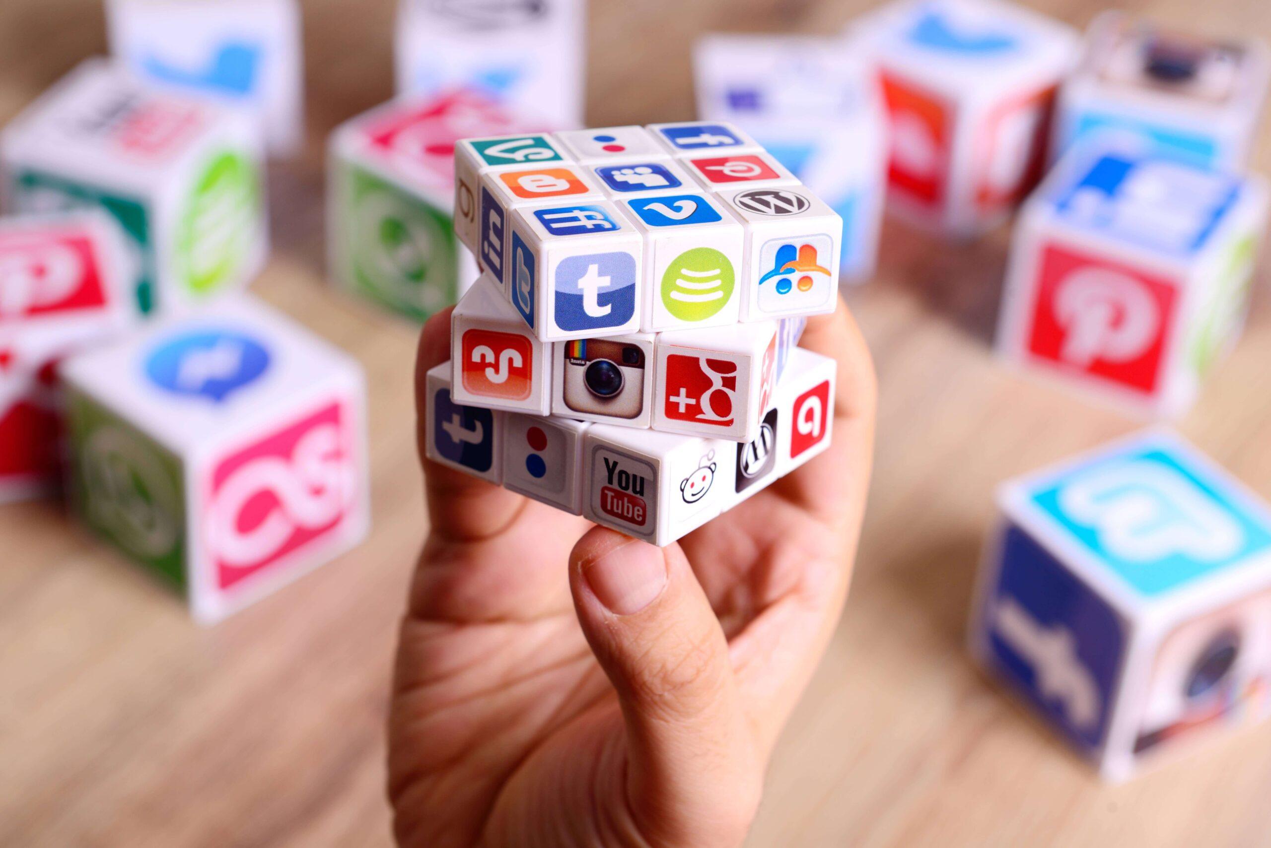 Маркетинг в социальных сетях - Компания iTДжинн